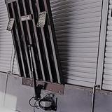 plataformas niveladoras para docas frontais Conjunto Metalúrgicos